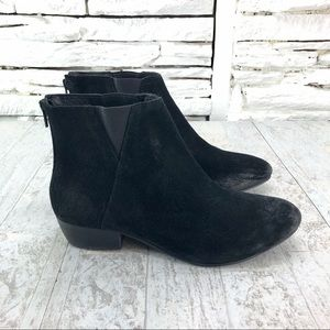 Rebels Rally's Distressed Oiled Leather Bootie